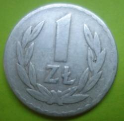 Image #1 of 1 Zloty 1957