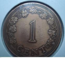 Imaginea #1 a 1 Cent 1975