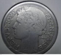 Image #2 of 2 Francs 1945 B