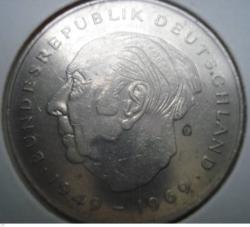 Image #2 of 2 Mark 1986 D - Theodor Heuss
