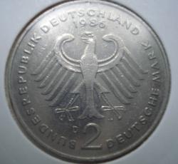 Image #1 of 2 Mark 1986 D - Theodor Heuss