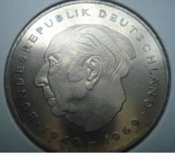 2 Mark 1986 F - Theodor Heuss