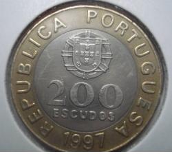 Imaginea #1 a 200 Escudos 1997