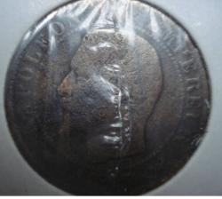 Imaginea #2 a 5 Centimes 1853 W