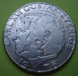 Imaginea #2 a 1 Krona 1976