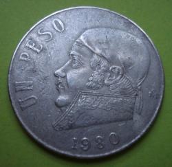 Imaginea #1 a 1 Peso 1980 - Closed 8