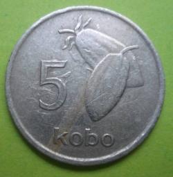 Imaginea #1 a 5 Kobo 1976