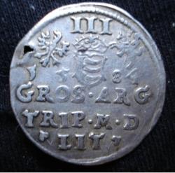 Imaginea #1 a 3 Groszy 1584