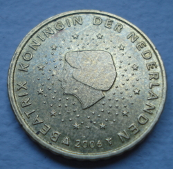 Image #2 of 10 Euro Cent 2006