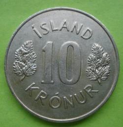 Image #1 of 10 Kronur 1973