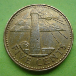 Image #1 of 5 Cents 1989