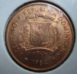 Imaginea #1 a 1 Centavo 1984