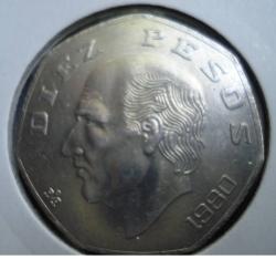 Imaginea #1 a 10 Pesos 1980
