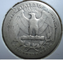 Image #1 of Washington Quarter 1937
