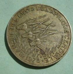 Image #2 of 5 Francs 1978