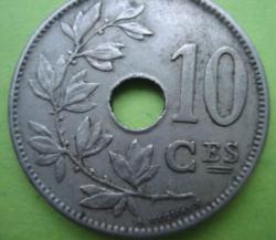 Image #1 of 10 Centimes 1920 (Belgique)
