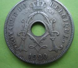 Image #2 of 10 Centimes 1920 (Belgique)