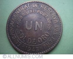 Image #1 of 1 Sol de Oro 1943