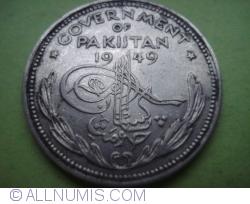 Image #2 of 1/2 Rupee 1949