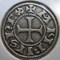 Imaginea #1 a [REPLICA] Dinar Alfonso al VI-lea ND (1073-1109)
