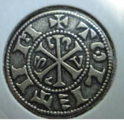 Imaginea #2 a [REPLICA] Dinar Alfonso al VI-lea ND (1073-1109)