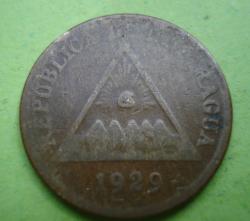 Image #2 of 1 Centavo 1929