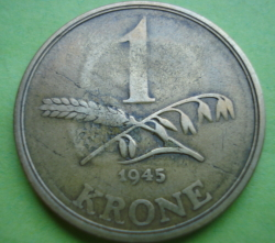 Image #1 of 1 Krone 1945