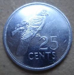 Image #1 of 25 Cents 1993