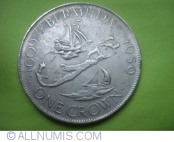 Image #1 of 1 crown 1959 (COUNTERFEIT)