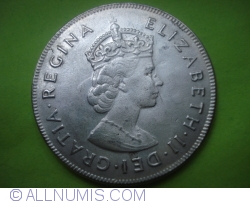 Image #2 of 1 crown 1959 (COUNTERFEIT)