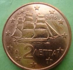 Imaginea #2 a 2 Euro Centi 2015