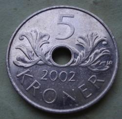 Image #1 of 5 Kroner 2002