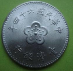 Image #2 of 1 Yuan 1975 (64)