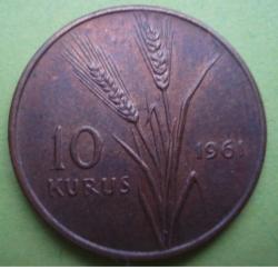 Image #1 of 10 Kurus 1961