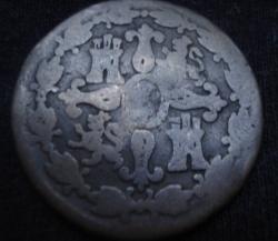 Image #2 of 4 Maravedis 1781