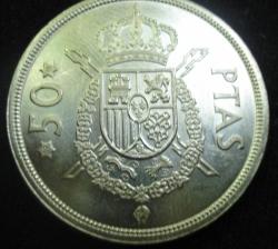 Image #1 of 50 Pesetas 1975 (76)