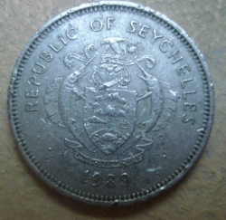 Image #2 of 25 Cents 1989