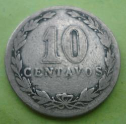 Image #1 of 10 Centavos 1923