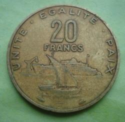 Image #1 of 20 Francs 1982