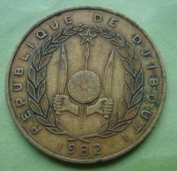 Image #2 of 20 Francs 1982
