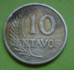 Image #1 of 10 Centavos 1926