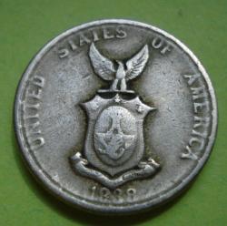 Imaginea #2 a 5 Centavos 1938