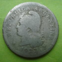 Image #2 of 10 Centavos 1922
