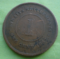 Image #1 of 1 Cent 1897