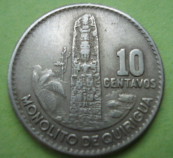 Imaginea #1 a 10 Centavos 1965