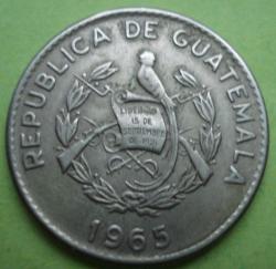 Image #2 of 10 Centavos 1965