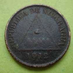 Image #2 of 1/2 Centavo 1912