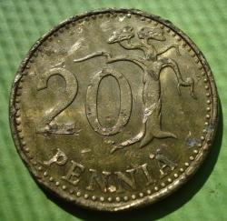 20 Pennia 1981