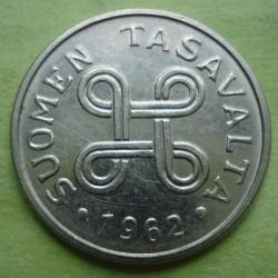 Image #2 of 1 Markka 1962