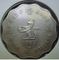 Imaginea #1 a 2 Dolari 1984